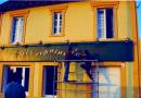 travaux d'ouverture aux Copains d'Abord à Salbris en 1997