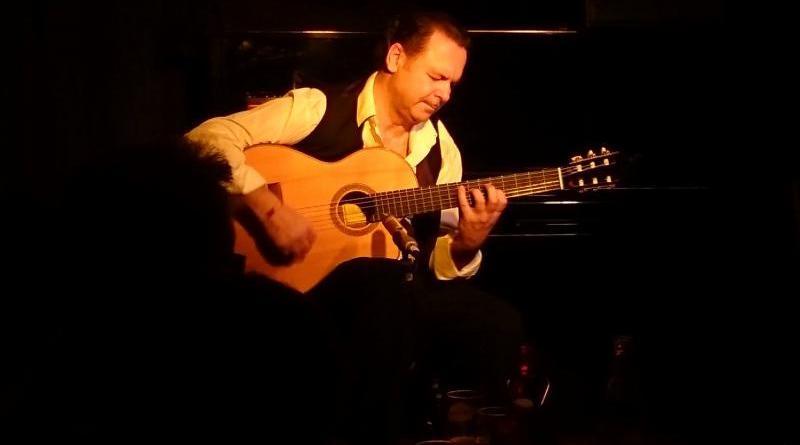 Soirée guitare jazz manouche aux Copains d'Abord