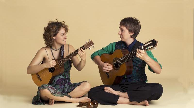 Aguamadera, duo de musique sud-américaine