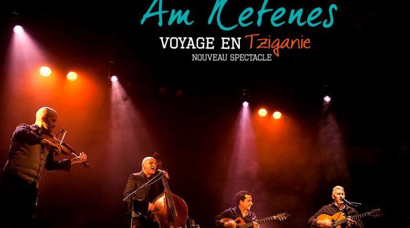 Am Ketenes concert jazz manouche à Salbris 41