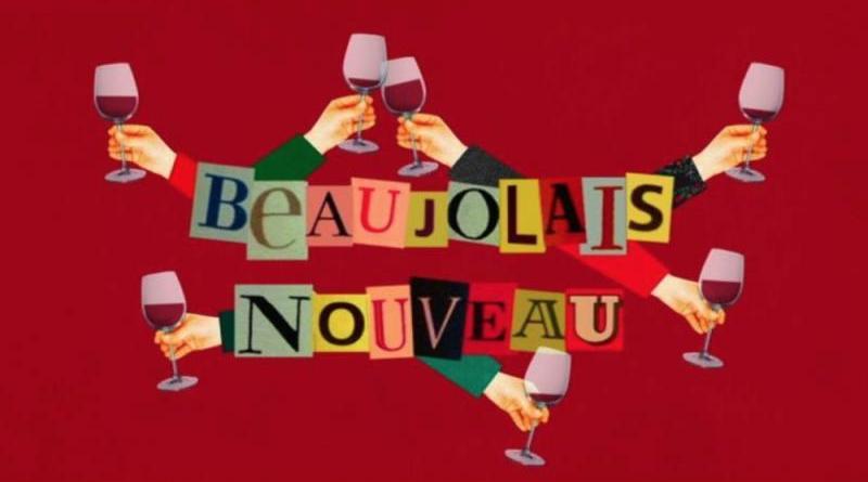 soirée beaujolais nouveau 2021 en Sologne