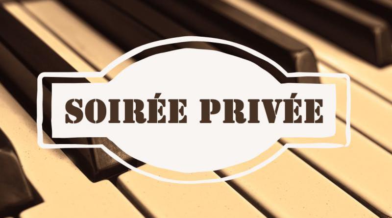 privatisation du restaurant les Copains d'abord pour une soirée musicale