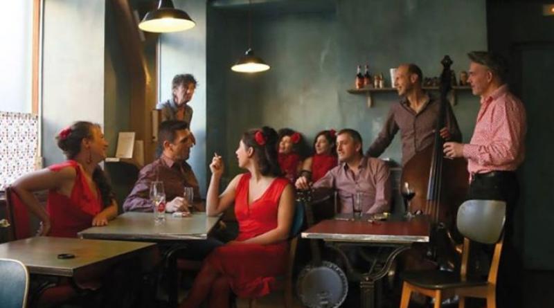 Lénine Renaud en concert à Salbris au restaurant Les Copains d'Abord