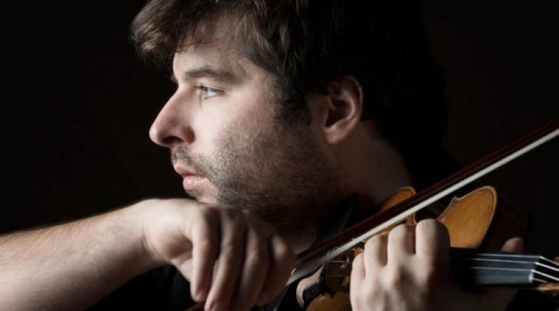Mathias Lévy Trio en concert à Salbris 41 au restaurant Les Copains d'Abord