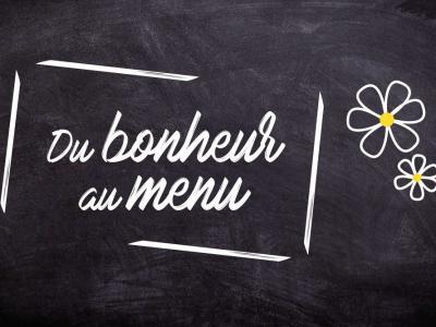 le menu du restaurant les copains d'abord en soirées musicales
