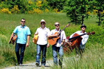 Mystère Trio Quartet en concert à Salbris en Sologne