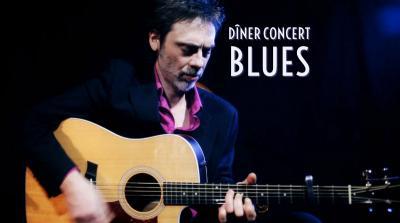 Bobby Dirninger en concert à Salbris