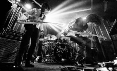 The Deans, concert rock à salbris loir et cher
