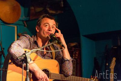Manu Benoist en concert à Salbris