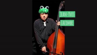 Jean Yves Lacombe chanson soirée salbris 41