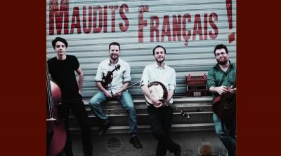 Maudits Français en concert à Salbris 41