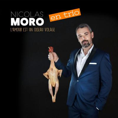 Soirée concert chanson Nicolas Moro à Salbris 41