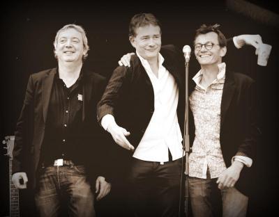 Concert chanson française à Salbris 41 avec Le Bouffon et ses Clochettes