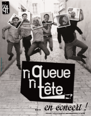 Ni Queue Ni Tête concert salbris 41