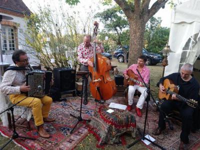 Quartet Laudat-Kassimo