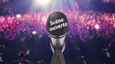 soirée concert scène ouverte restaurant Salbris 41