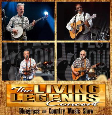 The Living Legends, country-bluegrass