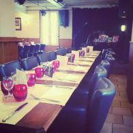 Le restaurant organise chaque week-end des soirées musicales à Salbris
