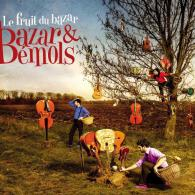 Bazar et Bémols en concert à Salbris 41 restaurant Les Copains d'Abord