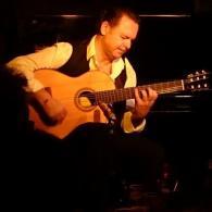 Concert jazz manouche avec le guitariste virtuose Raphael Fays à Salbris 41