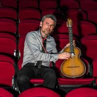 Nicolas Moro concert chanson française restaurant salbris