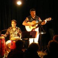 Soirée musique latine à Salbris aux Copains d'Abord