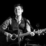 Julien Girard concert chanson française à Salbris 41