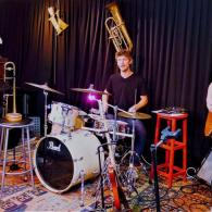 Al Bone Trio en concert à Salbris
