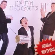 Le Bouffon et ses Clochettes en concert aux Copains d'Abord à Salbris