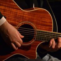 Concert chanson française guitare à Salbris en Sologne