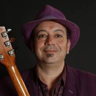 Eric Toulis en concert à Salbris au restaurant Les Copains d'Abord