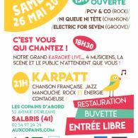 Festival de musique à Salbris 41 Loir et Cher