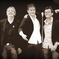 Concert chanson française humoristique à Salbris 41 avec Le Bouffon et ses Clochettes