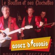 Le Bouffon et ses Clochettes en concert à Salbris
