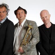 Les Escrocs, Eric Toulis, en concert à Salbris en Sologne